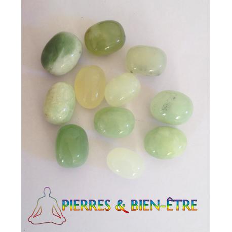Pierre roulée de new jade