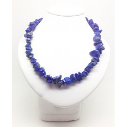 Collier baroque Lapis Lazuli qualité Extra
