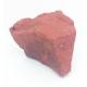 Jaspe rouge brut d'Afrique du sud