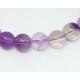 Bracelet perles Fluorite 8mm