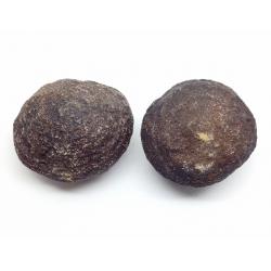 Paire de moquis marbles